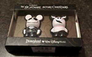 Nightmare Before Christmas Vinylmation Pins