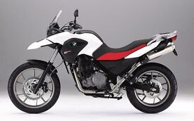 BMW G 650 GS in great condition in North London