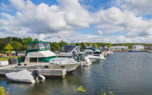 Boat slip and mooring rental for spring 2018 now available!!