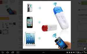 For Usb Electronic Wireless USB Bluetooth Stereo Audio Receiver London Ontario image 1