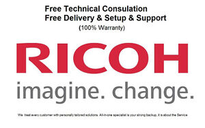 "Ricoh MP2027 B/W 11x17"" printer - low count (6months warranty)"