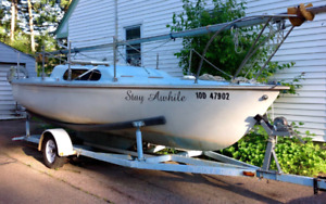 Sail boat for sale sale in Deep River