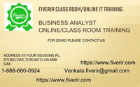 IT Business Analyst/ Hadoop Bigdata -Training and Job placement