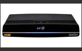 BT Youview Ultra HD Box