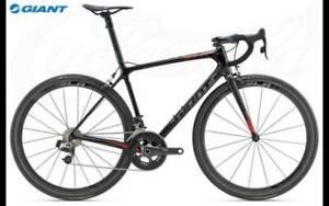 Giant TCR Advanced SL 0 Red 2019 Road Bike rrp$8999