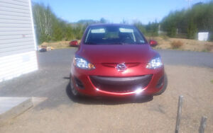 2014 Mazda Mazda2 Zeal Red Hatchback