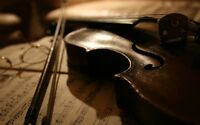 Offering beginner violin and keyboard lessons!