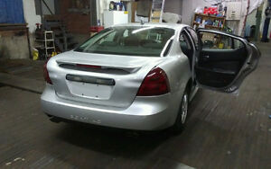 For sale 2006 Pontiac Grand Prix Sedan certified and etested Cambridge Kitchener Area image 20