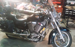 2000 victory V92C with only 25000kms $6500 OBO