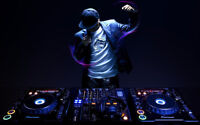 Music DJ for your dance party
