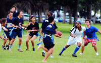 Coed Flag Football Players needed for Wednesday nights