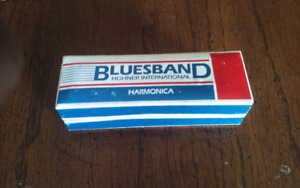 "BLUESBAND INTERNATIONAL HARMONICA BY ""HOHNER"" NEW"