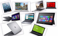 CA$H FOR BROKEN OR UNWANTED LAPTOPS 519-800-2097