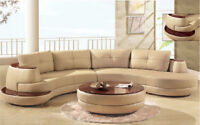 BRAND NEW LUXURY MODERN SOFA FREE DELIVERY