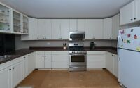32' FT PLUS OF KITCHEN CABINETS