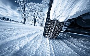 FINANCE FORD F350 WINTER TIRES AND STEEL RIM PACKAGES!!!! Kawartha Lakes Peterborough Area image 1