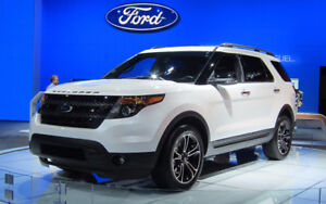 MINT FORD EXPLORER SUV - LEASE TRANSFER - ONLY 7 MONTHS