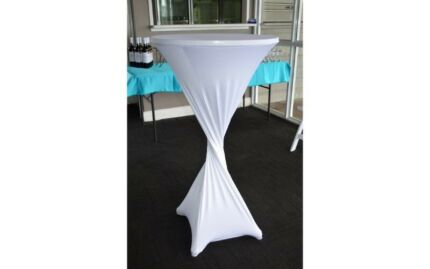 Bar table hire $25 FREE COVER