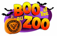 Boo at the/au Zoo 2017