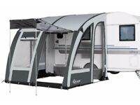 Dorema Starcamp Magnum Air 260 Inflatable Caravan Porch Awning