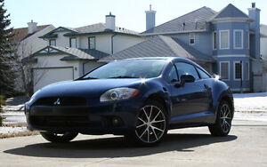 2009 Mitsubishi Eclipse GT-P (Manual, Leather, Dual Exhaust)