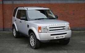2010 Land Rover Discovery DISCOVERY 3 MWB 5 door Crew Van