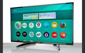 "PANASONIC 55"" 4K UHD SMART WI-FI TV HD FREEVIEW HDR .TX55DX650 ."