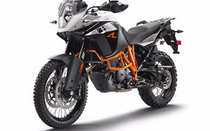 2015 KTM 1190 Adventure - DEMO - SAVE $4,500 - ONLY 110 kms