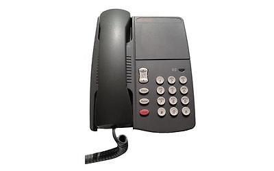 Fully Refurbished Avaya 700287667 Definity 6211 Single Line Analog Phone Gray