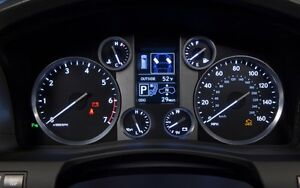 Toyota, Lexus gauge cluster calibration and correction