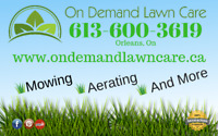 Orleans Lawn Care Service and Lawn Aeration