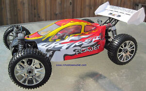 New 1/8 scale Brushless Electric RC Buggy / Car City of Toronto Toronto (GTA) image 2