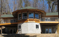 Gorgeous Log Home for Sale