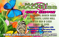 March Innisfil Gift Show
