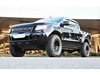 2012 Ford Ranger SEEKER Edition Vatq with some raptor upgrades 5 door Pick Up