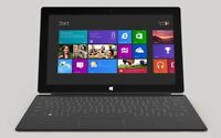 Microsoft Surface RT Tablet (32GB) with Keyboard Cover