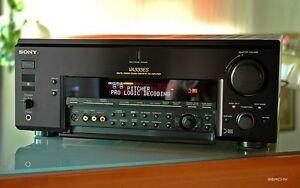 Sony STR-DA333ES 5 Channel receiver ex. condition with LCD remot