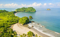 Costa Rica  Package for 2 people,  USD 2100