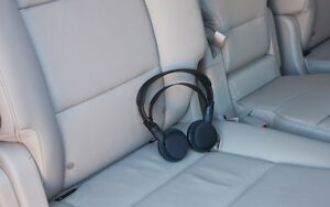 honda wireless headphones