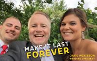 WEDDING OFFICIANT: MAKE YOUR MARRIAGE LAST FOREVER