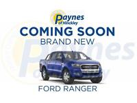 NEW Ford Ranger 3.2TDCi 200PS 4x4 6 Speed Limited in Blue + Sat Nav- Pre-Order