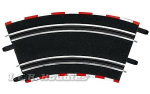 Carrera-GO-High-Banked-Curve-2-45-for-1-43-slot-car-track-4-pk-61646