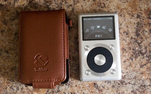 FiiO X1 DAP in great condition, with case