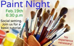 Paint Night - Pre-Register
