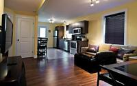 DOWNTOWN EXECUTIVE FULLY FURNISHED 2 BEDROOMS SUITES