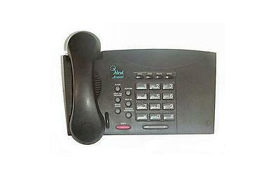 New 3025 3020 3015 25 Black Telrad Avanti 12 Foot Phone Handset Coil Cords