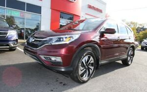 2016 Honda CR-V Touring AWD Top of the line