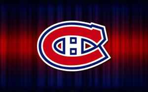 CANADIENS OCTOBER GAMES - BEST PRICES REDS BLUES ROUGES ETC.