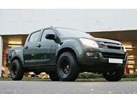 2015 Isuzu D Max Eiger seeker fury green edition VATQ 4 door Pick Up