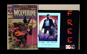 FREE Marvel Comics Presents Wolverine #1 Comic Book